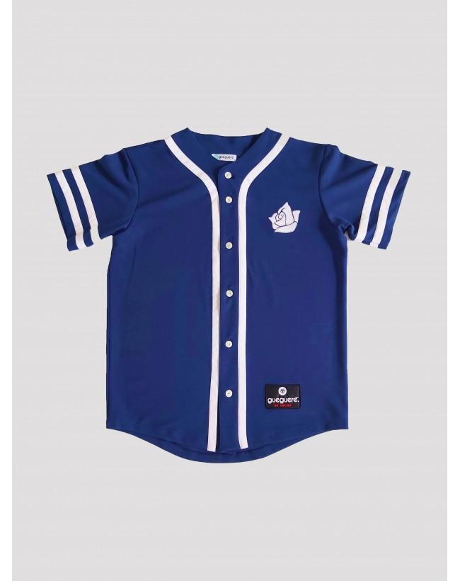 Camiseta Baseball Style Azul