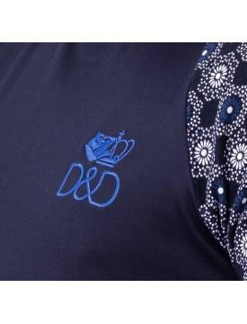 Camiseta baile Blues