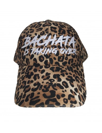 """CAP """"BACHATA IS TAKING OVER"""": LEOPARD"""
