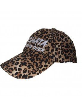 CAP BACHATA IS TAKING OVER: LEOPARD