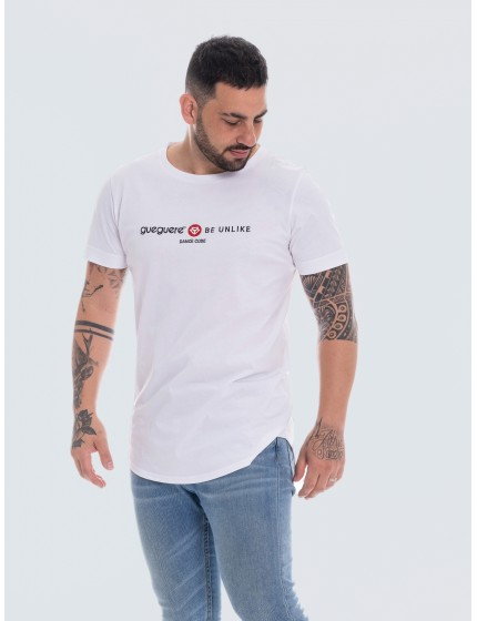 Camiseta Dance Code Blanca