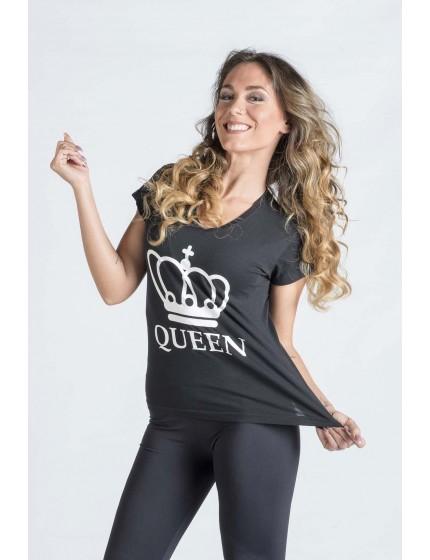 Camiseta Desirée D&D Queen