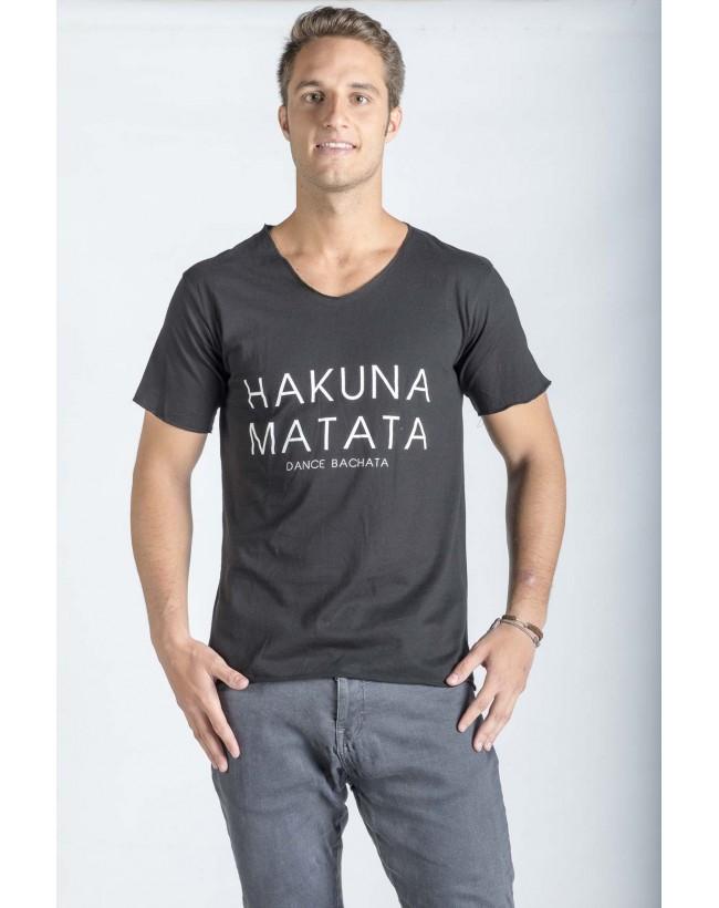 Camiseta Hakuna Matata Hombre