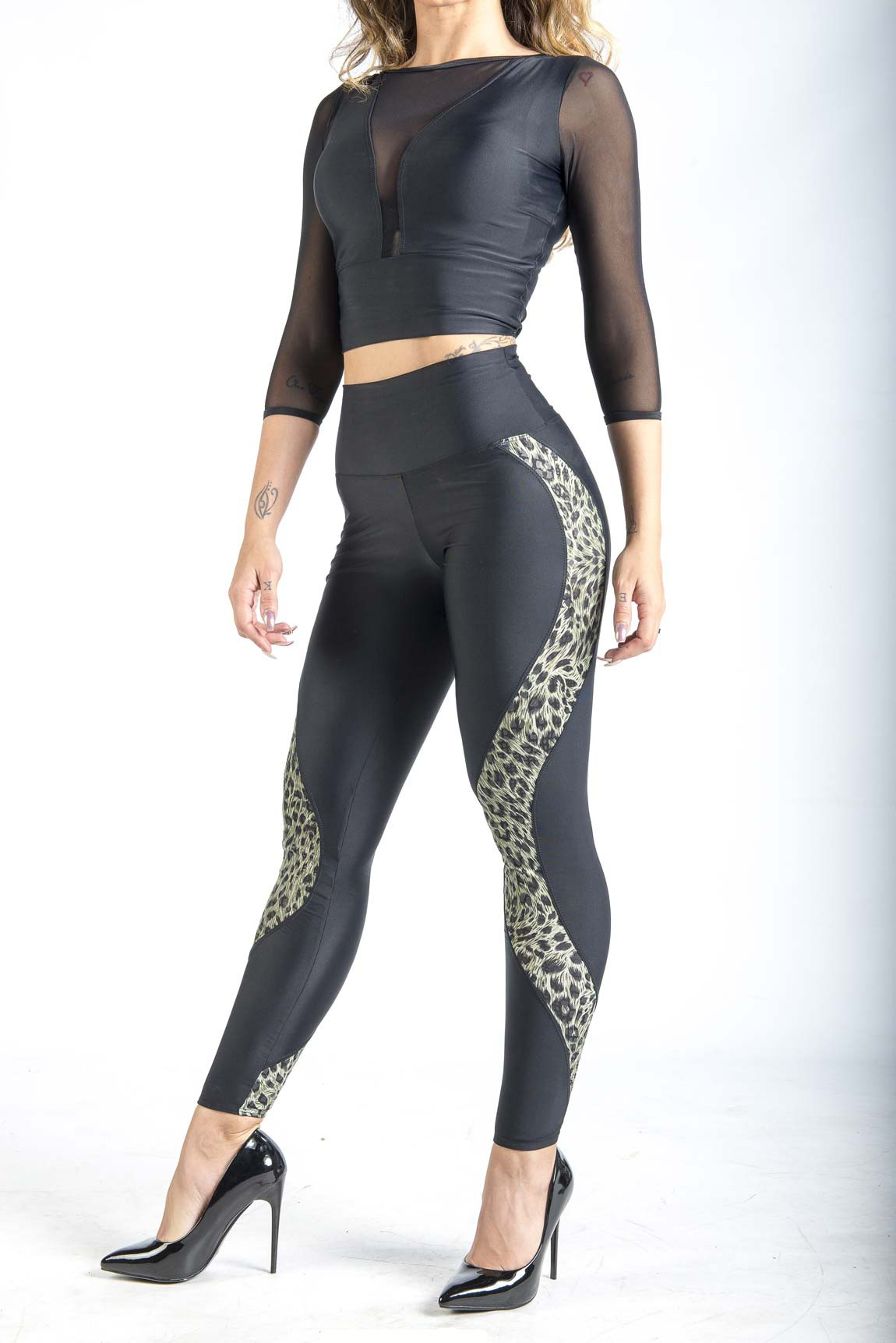 order dirt cheap cheaper Legging lycra bachata Amazon special design for dance