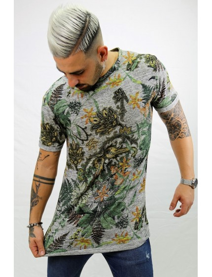 Camiseta Baile Daniel Long Leafy