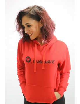 Sudadera Basic One Roja