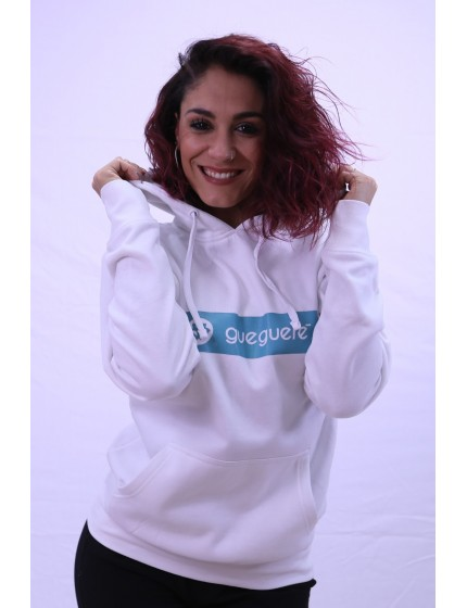 Sudadera Basic One Blanca