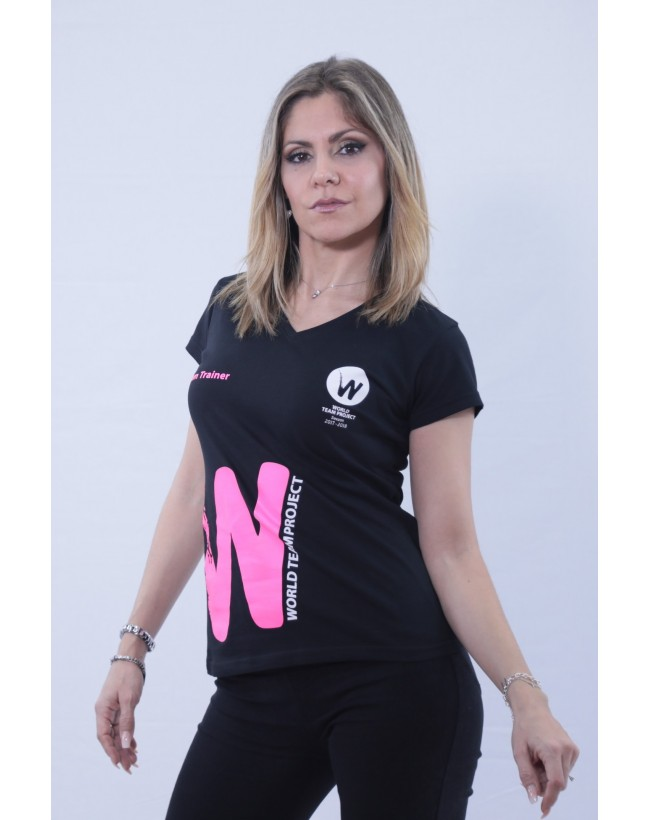 T-shirt WTP 2018 Woman trainer