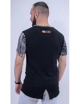 Camiseta baile Daniel Goldhen Black