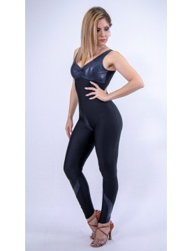 Lycra dance jumsuit