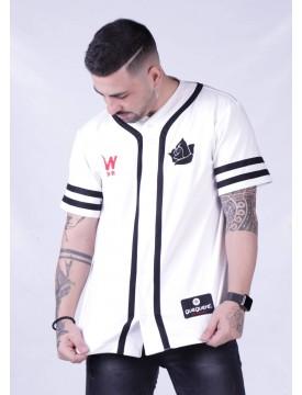 """Una vuelta"" Baseball t-shirt"