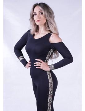 Mono baile Luxor Serpiente