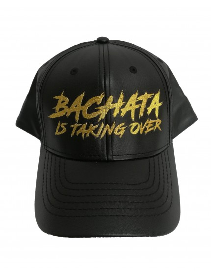 "CAP ""BACHATA IS TAKING OVER"": GOLD"