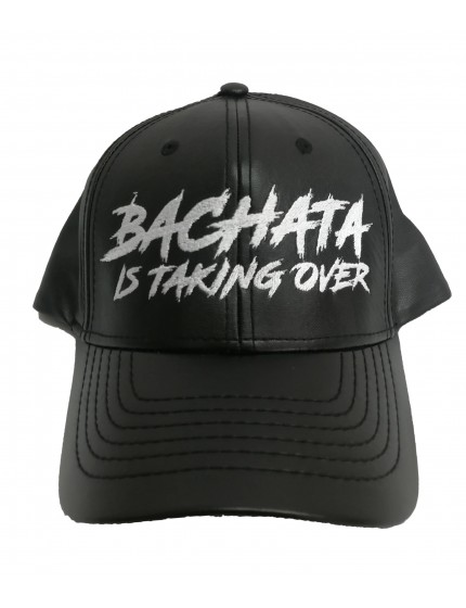 "GORRA ""BACHATA IS TAKING OVER"": PLATA"
