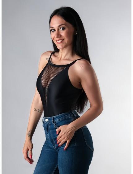 Bodysuit Verona Black