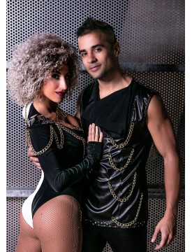 "Abdel y Lety: ""SAY MY NAME"""