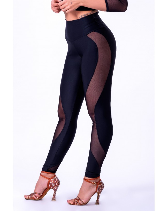 Legging licra transparencias
