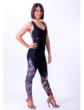 Havana dance jumpsuit